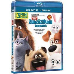 Sekretne życie zwierzaków domowych. Blu-Ray 3D