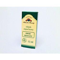 Naturalny olejek zapachowy owoc granatu, marki Natural aromas