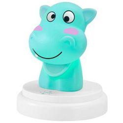 Lampka nocna LED ALECTO Silly Hippo