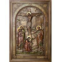 Ikona Ukrzyżowanie Jezusa Chrystusa