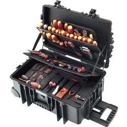 Walizka narzędziowa Wiha 40524, 115 narzędzi, (DxSxW) 595 x 440 x 235 mm (4010995405243)