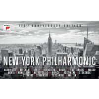 Box: New York Philharmonic 175th Anniversary (CD) - New York Philharmonic Orchestra