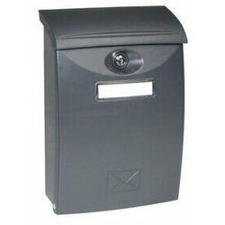 Plastikowa skrzynka pocztowa BK.03.AM, 689310