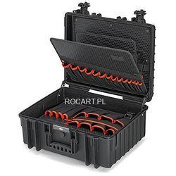 """00 21 36 le walizka narzędziowa """"robust34"""" marki Knipex"""