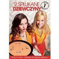 Film GALAPAGOS Dwie spłukane dziewczyny Sezon 1 (3 DVD) 2 Broke Girls