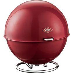 Wesco Pojemnik na pieczywo superball rubinowy