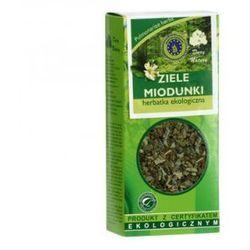ZIELE MIODUNKI herbatka ekologiczna, kup u jednego z partnerów