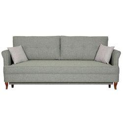 Sofa columbus marki Black red white