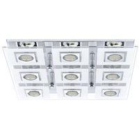 Eglo 92877 - LED plafon CABO 9xGU10/3W/230V, 92877