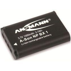 akumulator a-son bx 1, marki Ansmann