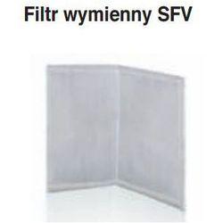 SFV 315 Filtr wkład do FBV * Wymienny element filtrujący do kaset typu FBV z podłączeniem okrągłym.