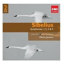 Mariss Jansons - GEMINI-SYMPHONIES NOS 1,2,3 & 5 z kategorii Muzyka klasyczna - pozostałe