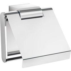 Zack Wieszak na papier toaletowy z klapką atore polerowany