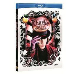 Kolekcja Tim Burton: Charlie i fabryka czekolady (Blu-Ray) - Tim Burton, kup u jednego z partnerów