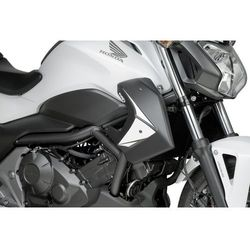 Boczne panele chłodnicy do Honda NC700S / NC750S 12-15 (czarny mat)