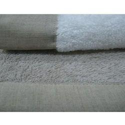 Bawełniany ręcznik kąpielowy, 150 x 100 cm, kolor biały (3560239254195)