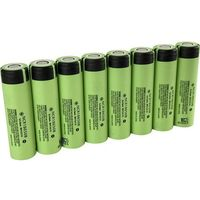 Akumulator specjalny Panasonic NCR18650BL-8, Li-Ion, 3350 mAh, 3.7 V, 8 szt. (4016139066370)
