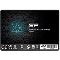 Dysk SSD Silicon Power SLIM S55 480GB SATA3 (SP480GBSS3S55S25) Darmowy odbiór w 20 miastach!