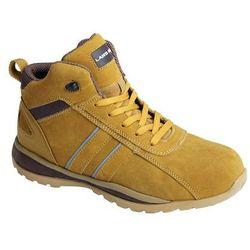 Buty trzewiki zamszowe roz. 47 LAHTI WYPRZEDAŻ - produkt z kategorii- Obuwie robocze