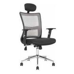 Fotel Neon czarno-jasnoszary - ZADZWOŃ I ZŁAP RABAT DO -10%! TELEFON: 601-892-200