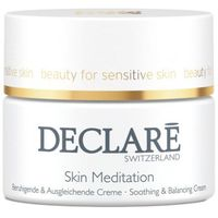 Declare Declaré stress balance skin mediation soothing & balancing cream skin meditation krem łagodząco- ko