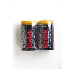 2x Kodak baterie KCHZ R14 Tray ()