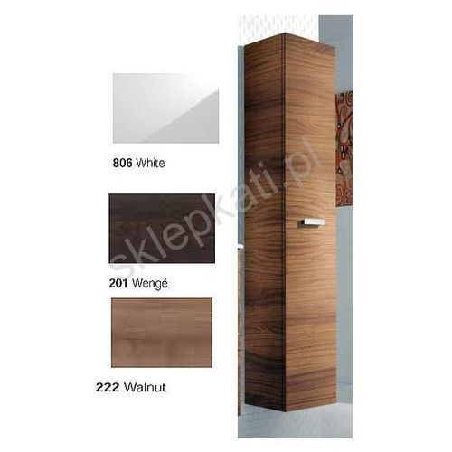 ROCA VICTORIA BASIC UNIK kolumna (słupek) 150 cm z półkami, kolor ORZECH A856577222, produkt marki Roca