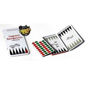 Gra magnetyczna The Purple Cow - Backgammon (7290011890025)