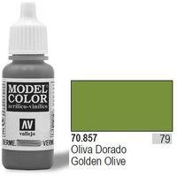 VALLEJO Farba Nr79 Golden Olive 17ml (8429551708579)