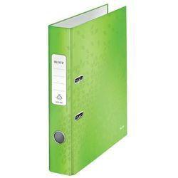 Segregator z mechanizmem WOW Leitz 180, A4/50mm, zielony 10060054, 10060054