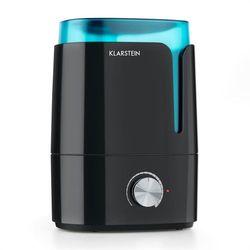 stavanger nawilżacz powietrza funkcja dyfuzora aromatów ultradźwięki 3,5 l czarny/turkusowy wyprodukowany przez Klarstein