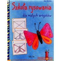 Szkoła rysowania dla małych artystów (ilość stron 78)