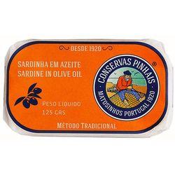 Portugalskie sardynki w oliwie z oliwek 125g - produkt z kategorii- Konserwy i przetwory rybne