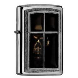 Zapalniczka Zippo Anne Stokes Window Skull 2005065