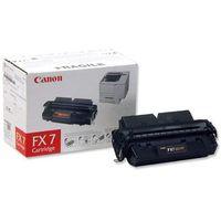Wyprzedaż Oryginał Toner Canon FX7 7621A002BA do faksów Canon Fax L2000L L2000iP | 4 500 str. | czarny blac