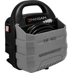 Kompresor bezolejowy PANSAM A077012 mini Bezzbiornikowy + Zamów z DOSTAWĄ JUTRO! + DARMOWY TRANSPORT! (5902628003775)