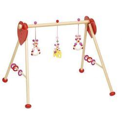Heimess Zabawka edukacyjna dla niemowlaka - myszki