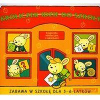 Króliczek idzie do szkoły (ISBN 9788374372060)