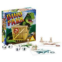 Piatnik, gra, Dino Park, 9001890608193 (2712481)