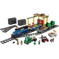 Lego City POCIĄG TOWAROWY 60052, klocki do zabawy