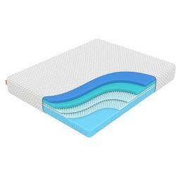 Enzio Materac z piany pamięciowej ocean max transform 160x200 cm, wysokość 23 cm