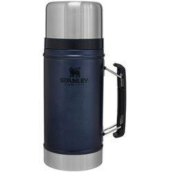 Duży termos obiadowy z uchwytem Stanley Legendary Classic granatowy 0,94L (10-07937-019), 10-07937-019