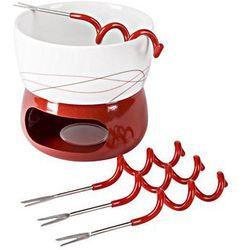 Thk Nowoczesny zestaw do fondue / gwarancja 24m / dostawa w 12h / najtańsza wysyłka!