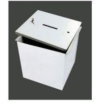 Urna do głosowania metalowa łatwo demontowalna - mała marki Procity