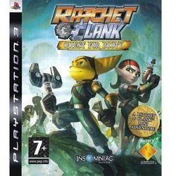 Gra Ratchet & Clank Quest for Booty z kategorii: gry PS3