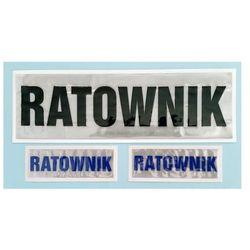 Naszywka odblaskowa duża RATOWNIK, Kevisport z Sklep Ratownik24.pl