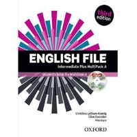 MultiPack A, Student's Book A + Workbook A + DVD-ROM iTutor with iChecker (9780194501354)