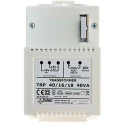 Transformator AWT150 40VA, 16V/2.2A; 18V/2A Pulsar - produkt z kategorii- Transformatory