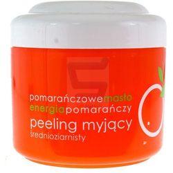Ziaja Peeling myjący do ciała pomarańczowe masło 200 ml z kategorii Peelingi do ciała