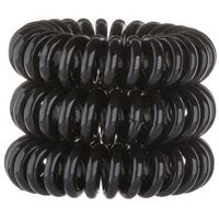 Invisibobble Hair Ring 3szt W Gumka do włosów Black